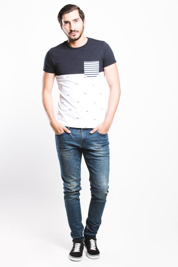 Jeanswear Camiseta Koaj Symon 4/17