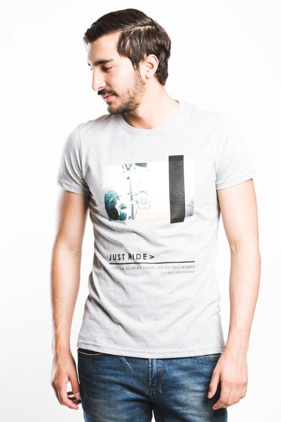Jeanswear Camiseta Koaj Ecrut 1 4/17