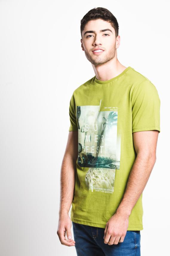 Basic Camiseta Koaj Timak 5p 4/17