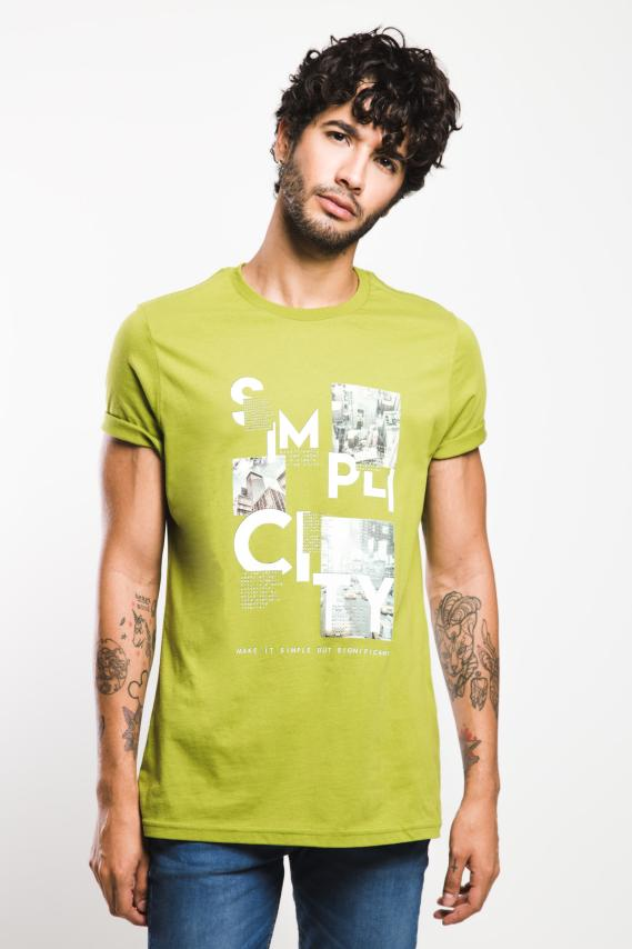Basic Camiseta Koaj Timak 5q 4/17