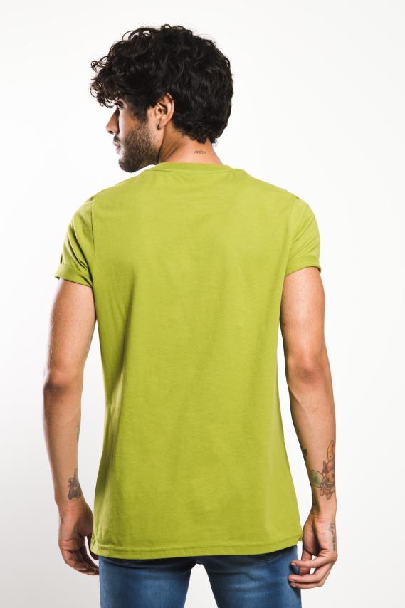 Basic Camiseta Koaj Timak 5r 4/17
