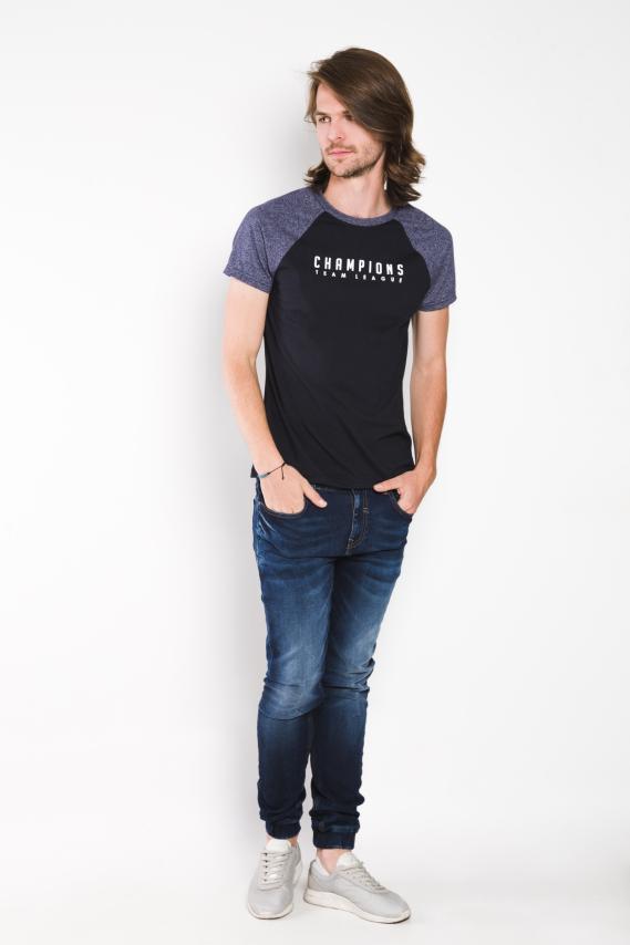 Jeanswear Camiseta Koaj Johar 4/17