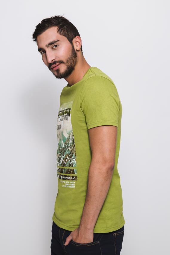 Basic Camiseta Koaj Timak 5v 4/17