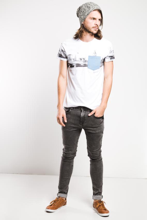 Jeanswear Camiseta Koaj Dekun 4/17