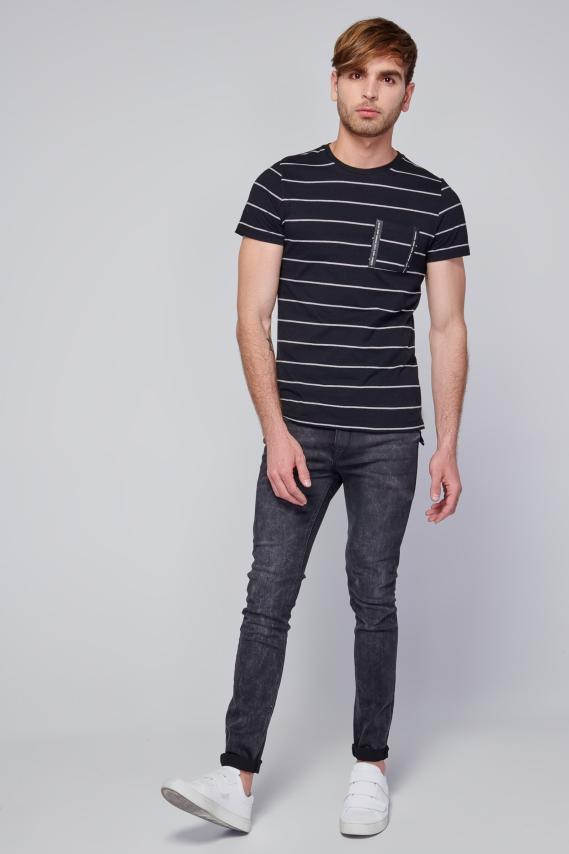 Chic Camiseta Koaj Hestef 4/18