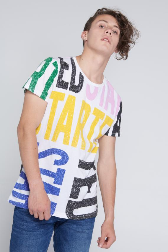 Jeanswear Camiseta Koaj Okiel 4/18