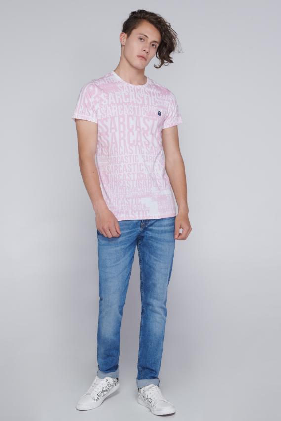 Jeanswear Camiseta Koaj Kefryno 4/18