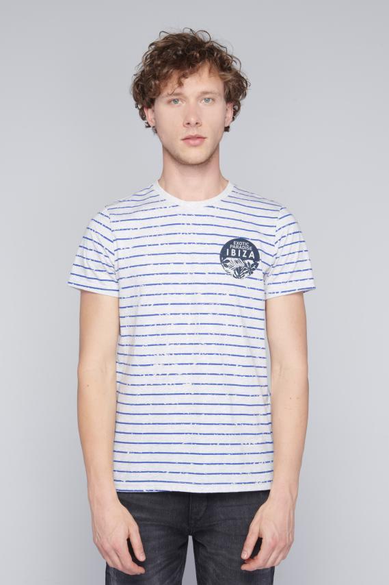 Jeanswear Camiseta Koaj Gerart 4/18