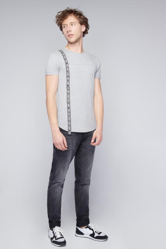Chic Camiseta Koaj Limot 4/18
