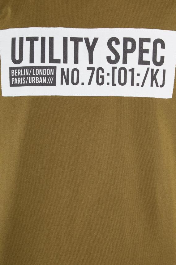 Koaj Camiseta Koaj Phaltu 4/19