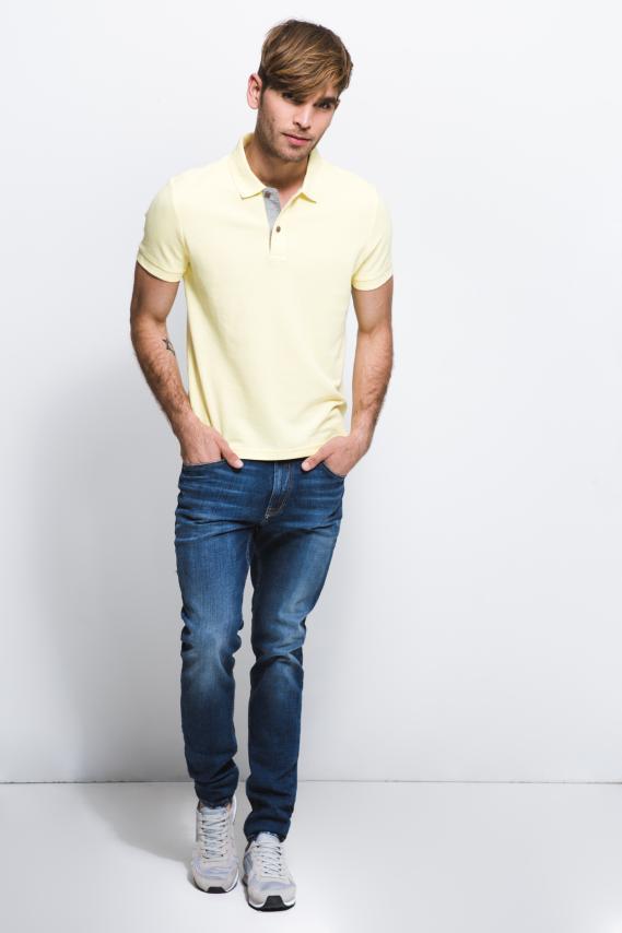 Basic Camisa Polo Koaj Marcello 1 1/18