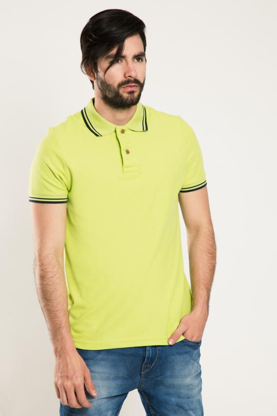 Basic Camisa Polo Koajdunkan 4 2/17