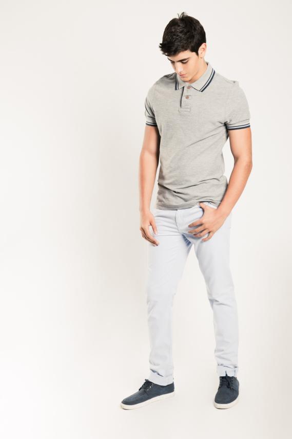 Basic Camisa Polo Koajdunkan 6 2/17