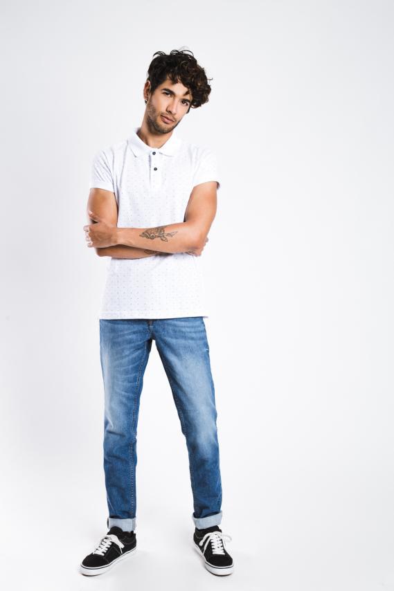 Chic Camisa Polo Koaj Nitok 1 2/17