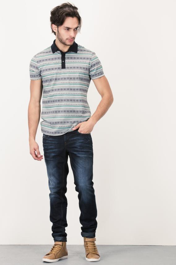 Trendy Camisa Polo Koaj Sitek 3/16