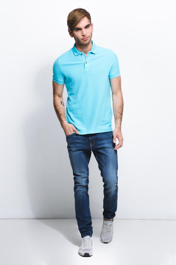 Basic Camisa Polo Koaj Kansas 6a 4/17