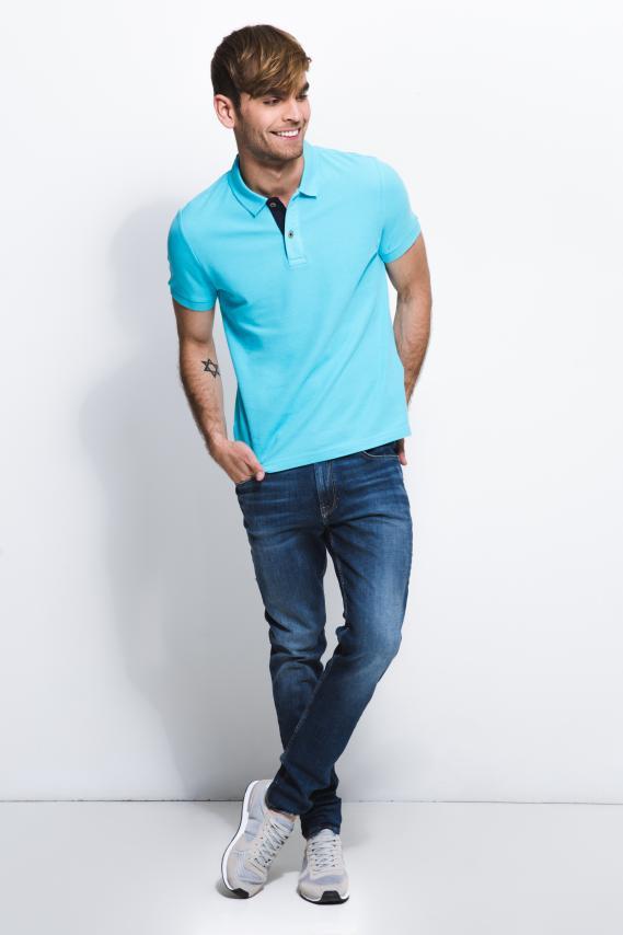 Basic Camisa Polo Koaj Kansas 7a 4/17