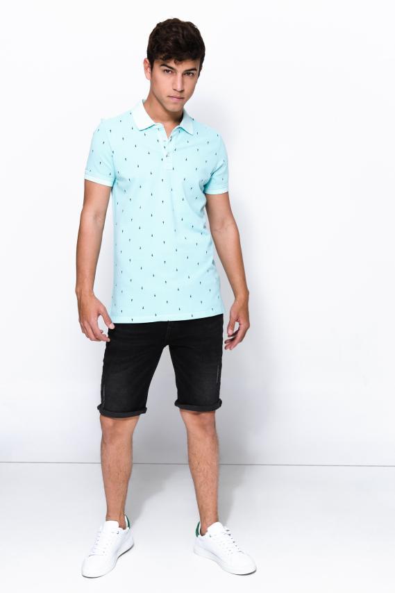 Chic Camisa Polo Koaj Maxy 4/17