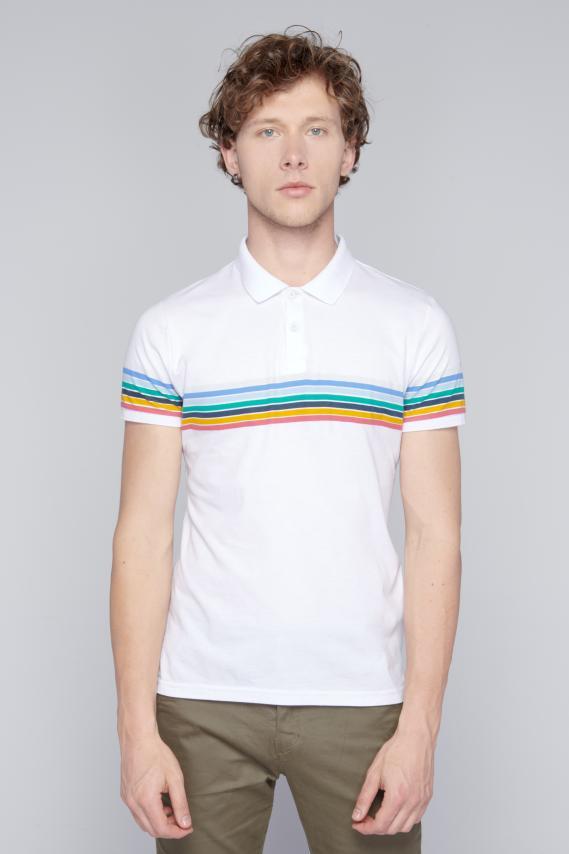 Chic Camisa Polo Koaj Slipot 4/18