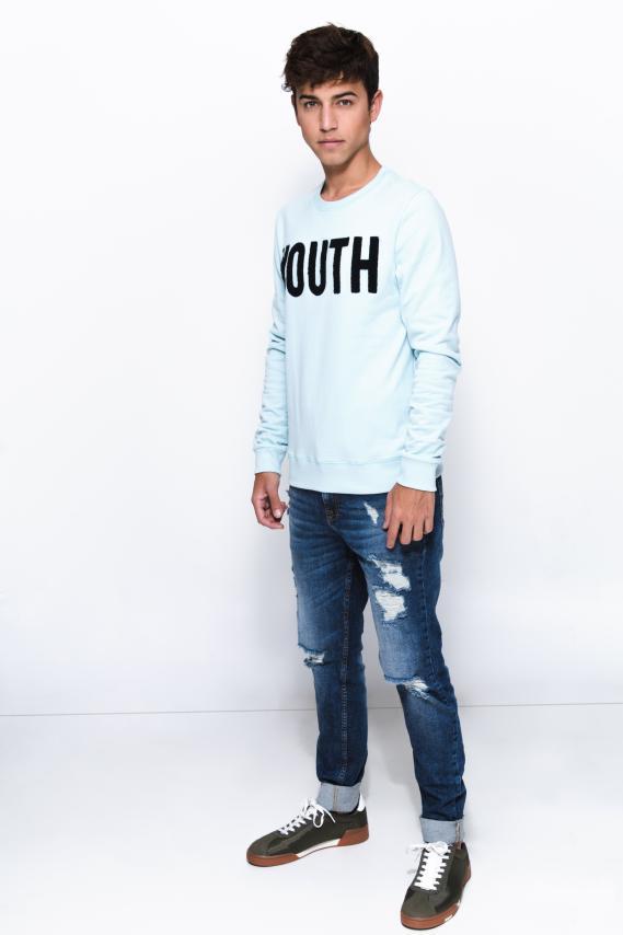 Jeanswear Sueter Koaj Ichet 1/18