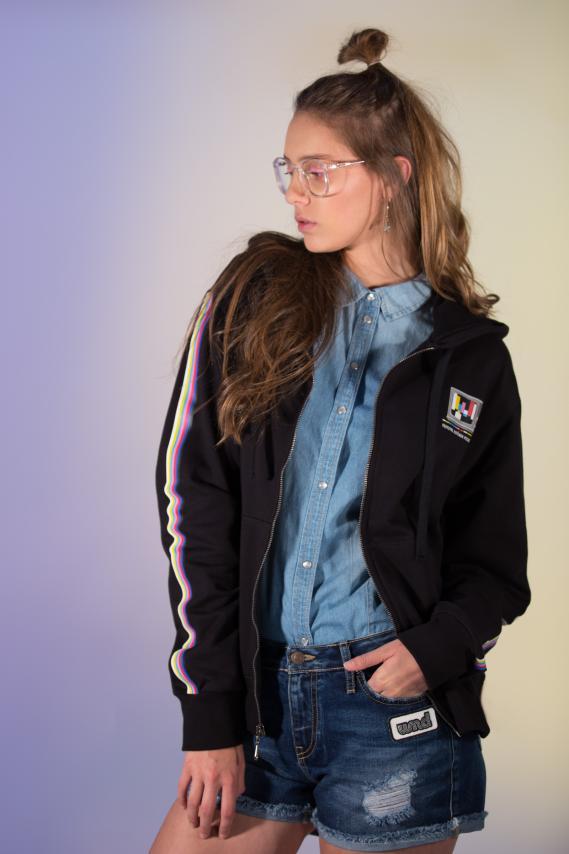Jeanswear Cardigan Capota Koaj Metronomy 1/18