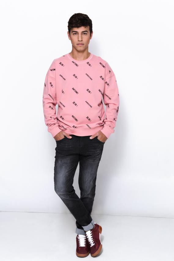 Jeanswear Sueter Koaj Tihart 1 2/18
