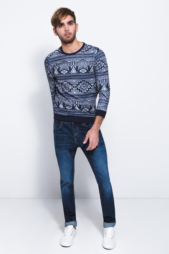 Jeanswear Sueter Koaj Zeud 3/18