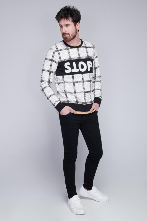 Jeanswear Sueter Koaj Reuven 3/18