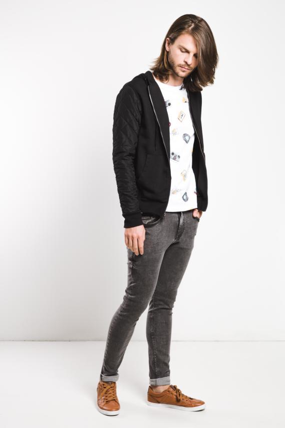 Jeanswear Cardigan Capota Koaj Sorgy 4/17
