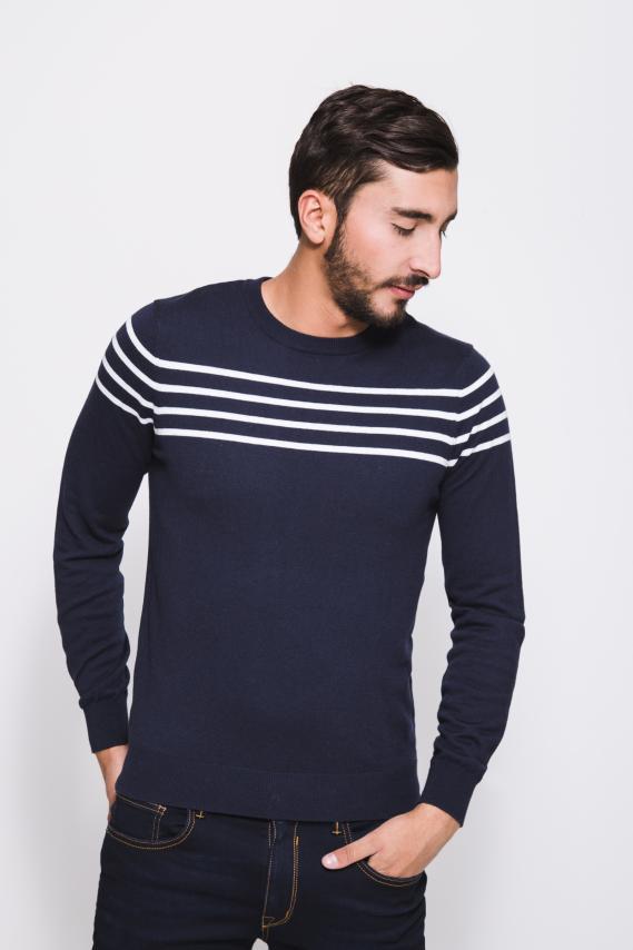 Jeanswear Sueter Koaj Look 1/18