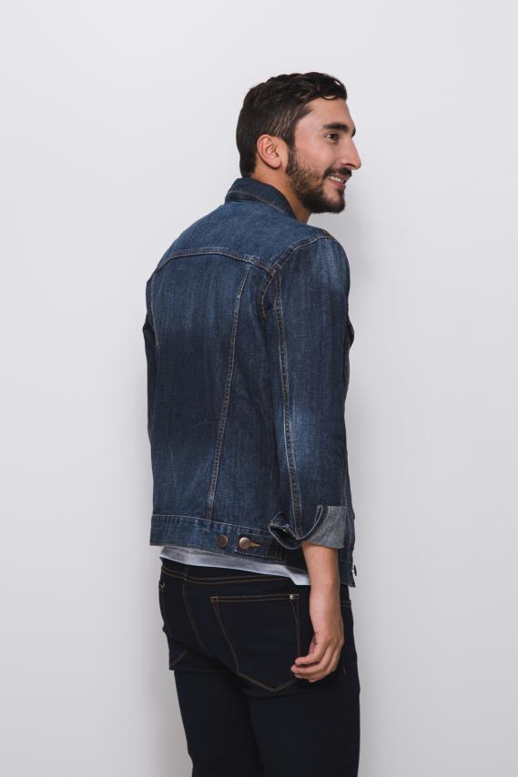 Jeanswear Chaqueta Koaj Jean Cover Slim 1/18