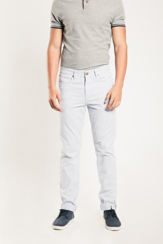 Basic Pantalon Koaj Slim Rigido Colors 4 1/17