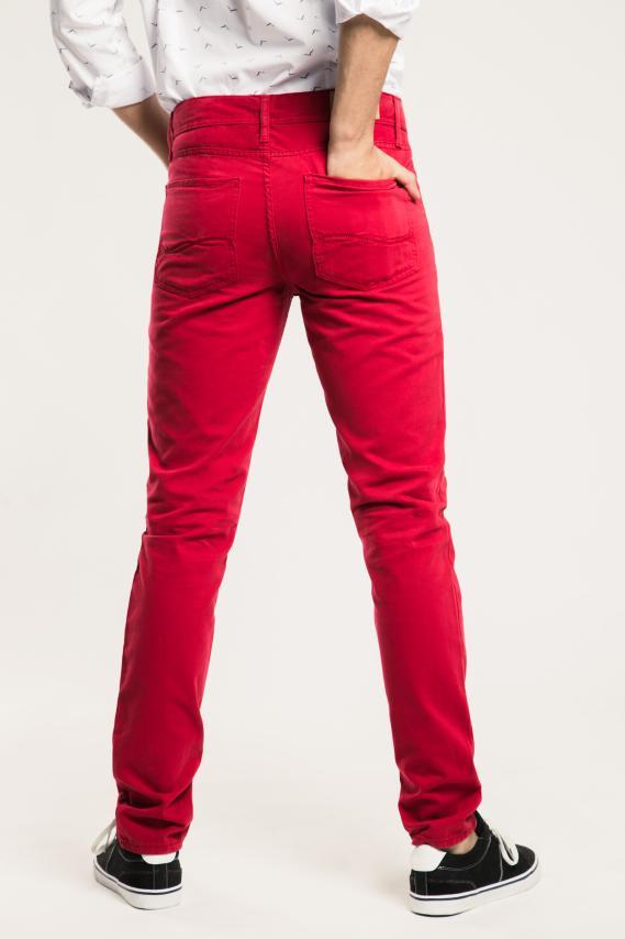 Basic Pantalon Koaj Slim Rigido Colors 4 1/17