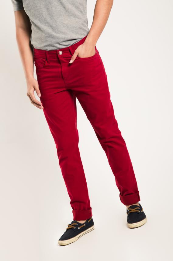 Basic Pantalon Koaj Slim Rigido Colors 5 1/17
