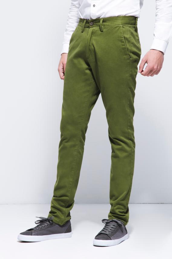 Basic Pantalon Koaj Chino 8 Super Slim 1/18