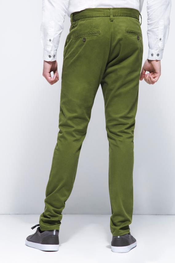 Basic Pantalon Koaj Chino 8 Super Slim 1/18