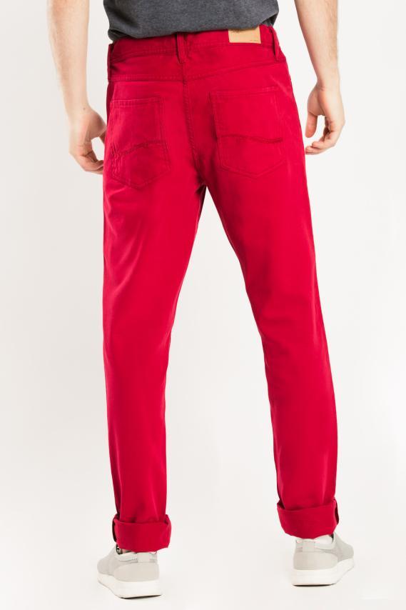 Basic Pantalon Koaj Drill 5 Bol Rigido 2/17