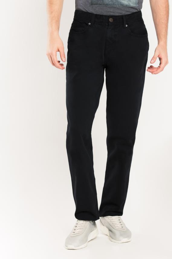 Basic Pantalon Koaj Drill 5 Bol Stretch 1 2/17