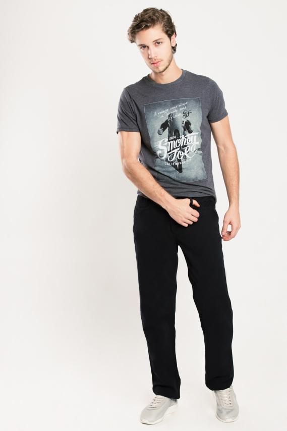 Basic Pantalon Koaj Drill 5 Bol Stretch 2 2/17