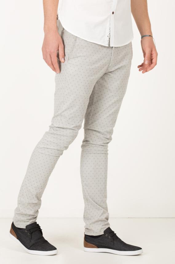 Glam Pantalon Koaj Sil Super Slim Fit 3/16