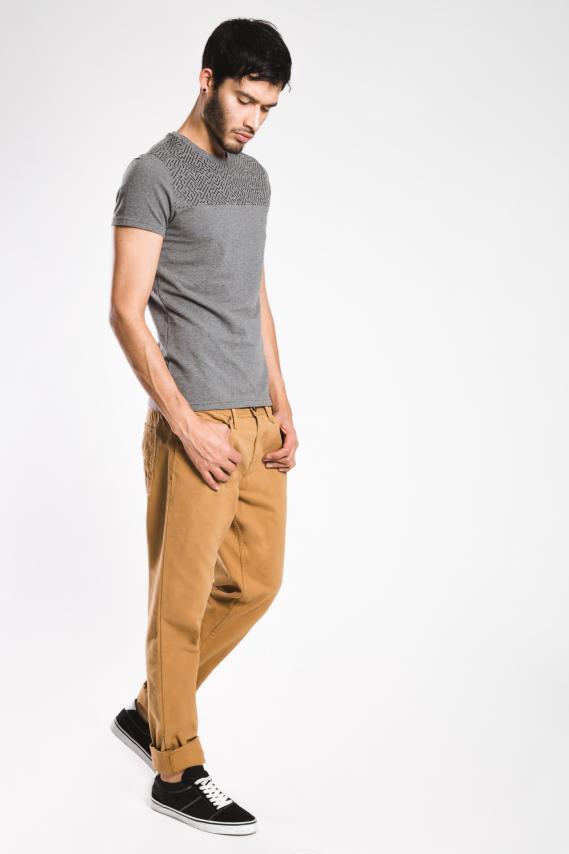 Basic Pantalon Koaj Drill 5 Bol Rigido 3 3/17