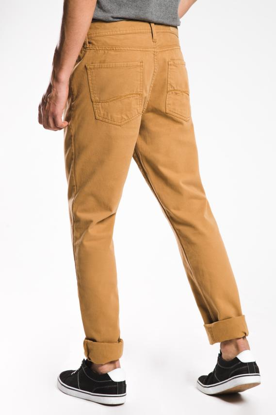 Basic Pantalon Koaj Drill 5 Bol Rigido 3 3/17