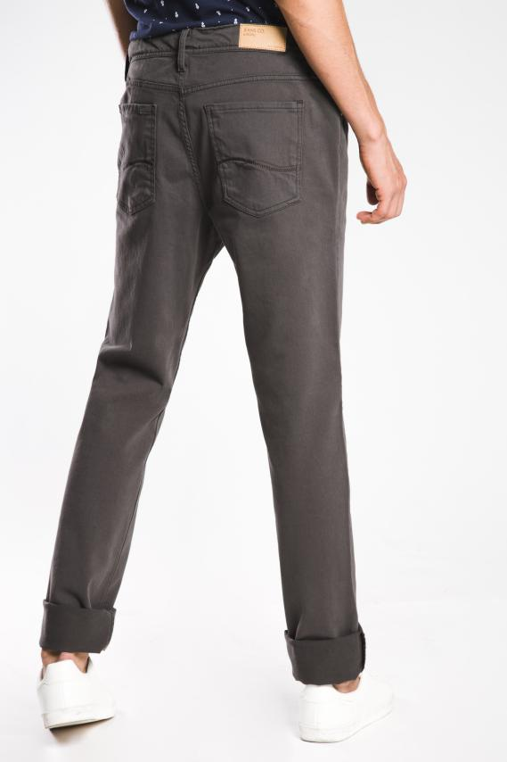 Basic Pantalon Koaj Drill 5 Bol Stretch 3 3/17