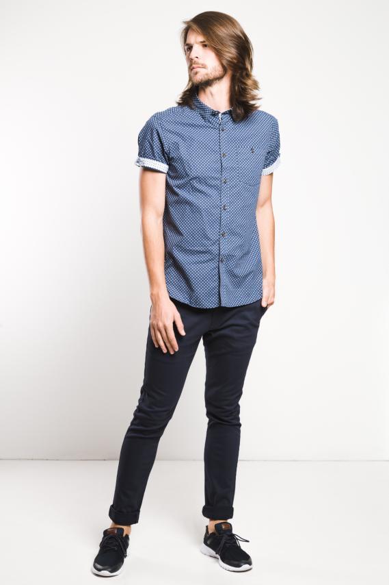 Basic Pantalon Koaj Chino 2 Super Slim 4/17