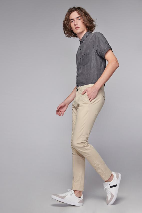 Koaj Pantalon Koaj Chino Super Slim 1/19