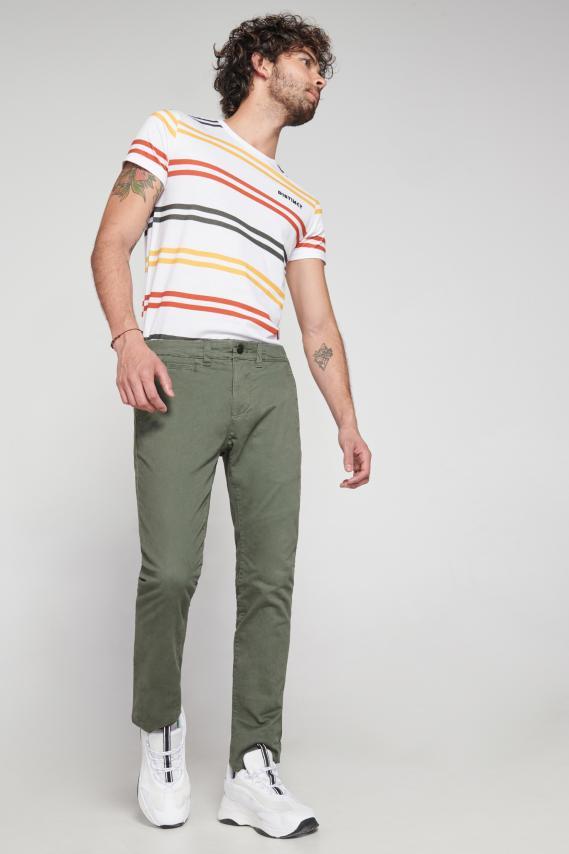 Koaj Pantalon Koaj Chino Super Slim 1/19