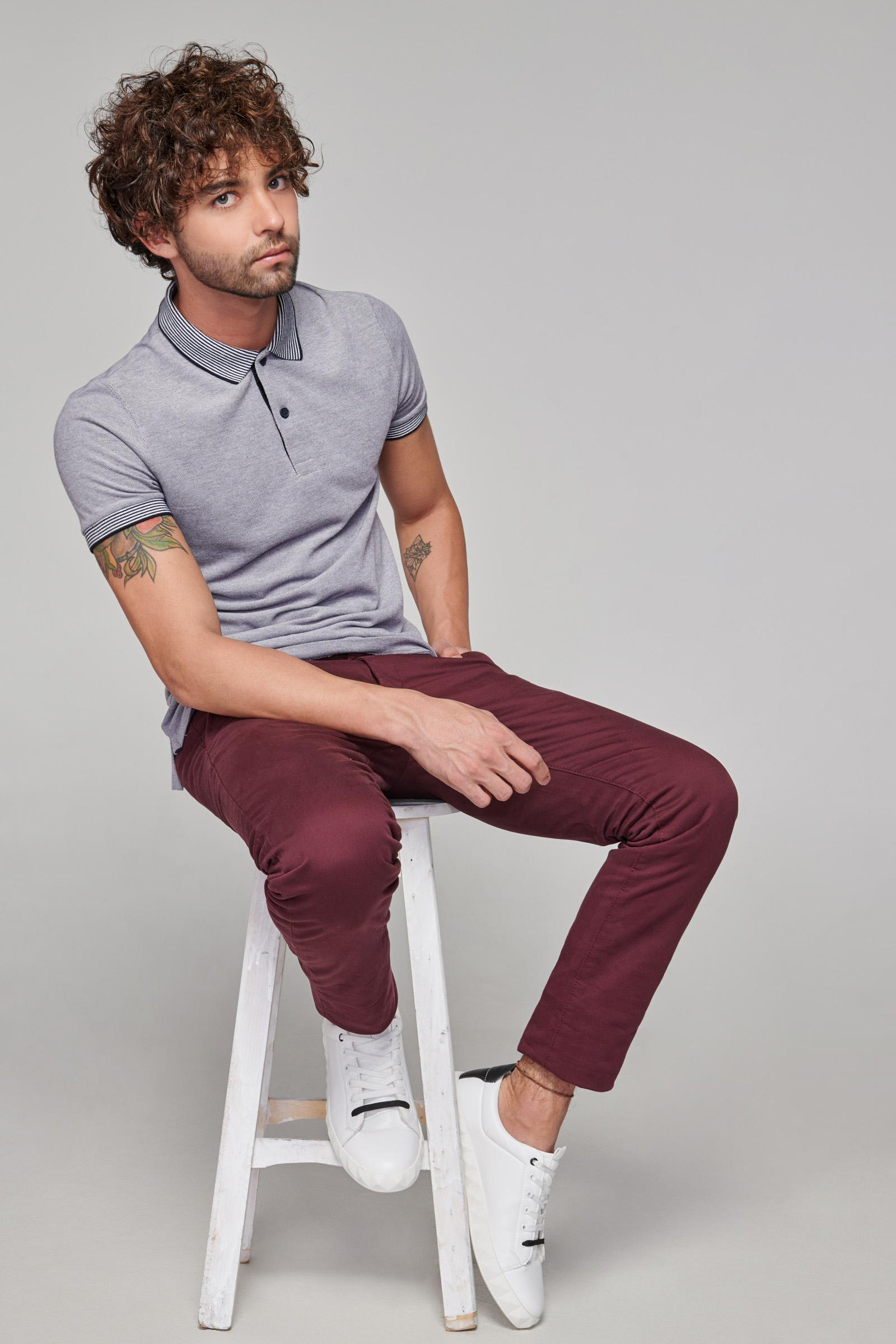 KOAJ-PANTALON KOAJ CHINO SUPER SLIM 1/19