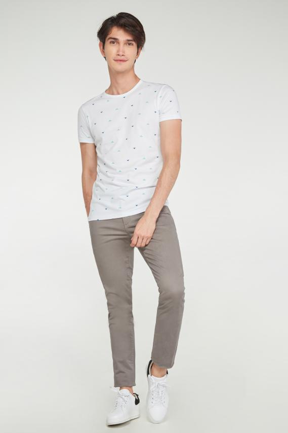 Koaj Pantalon Koaj Chino Super Slim 3 3/19