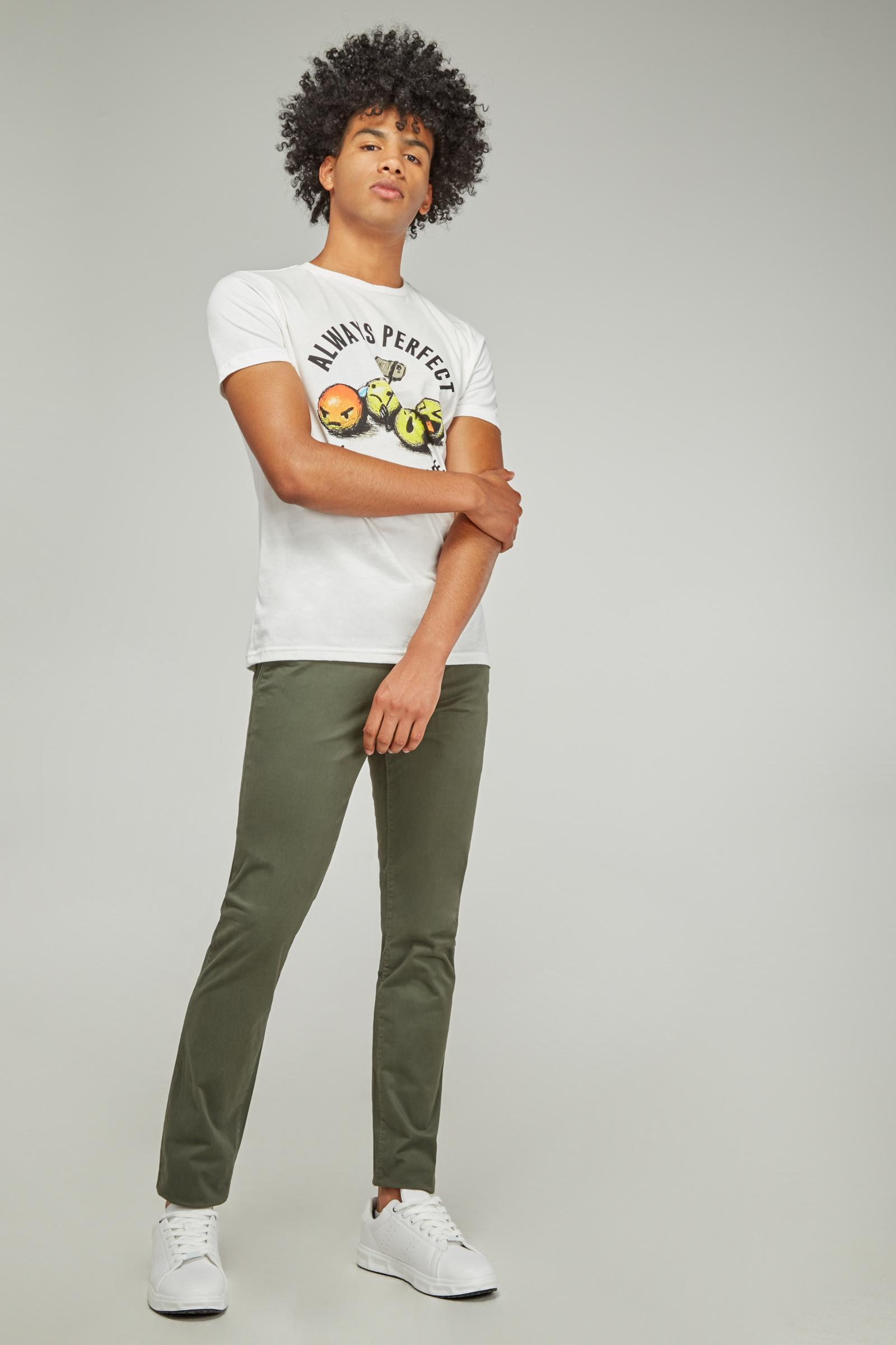 KOAJ-PANTALON KOAJ CHINO SUPER SLIM 3 3/19