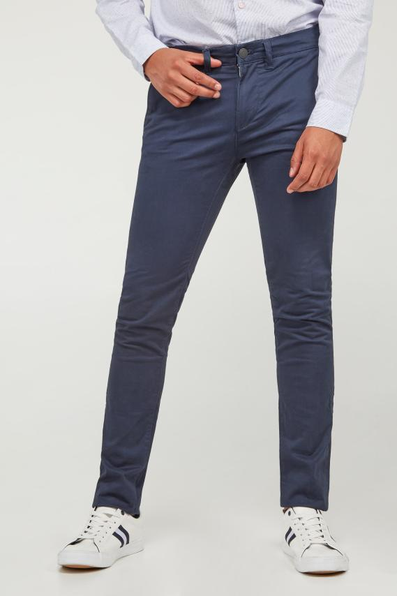 Koaj Pantalon Koaj Chino Super Slim 5 4/19